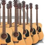 Tweet Stuff, Win A Guitar