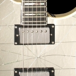 Washburn Ship Cracked Mirror Guitars