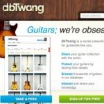 dbTwang – Social Networking For Guitarists