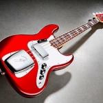 Fender 50th Anniversary Jazz Bass