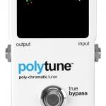 TC Electronic PolyTune PedalPolyphonic