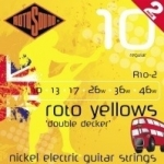 Review: Rotosound R10 Roto Yellows