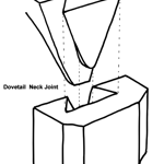 Mass Manufacture Acoustic Neck Joints