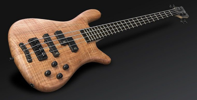 Streamer LX Maple Neck