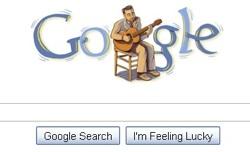 Django Google Doodle