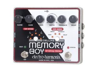 EHX Deluxe Memory Boy