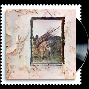 Royal Mail Led Zeppelin IV