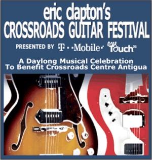 Eric Clapton Crossroads Guitar Festival