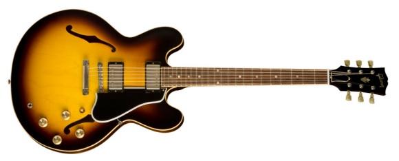 Gibson ES-335TD Sunburst