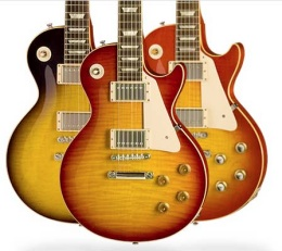 Les Paul 1960 Standard All Models