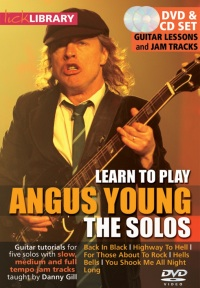 Lick Library - Angus Young Solos