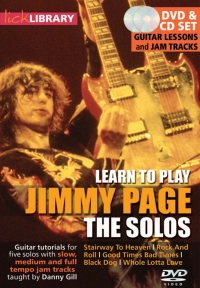 Lick Library - Jimmy Page Solos