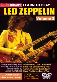 Lick Library - Jimmy Page