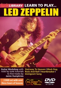 Lick Library Led Zeppelin