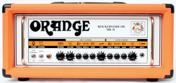 Orange Rockerverb RK100H_MKII