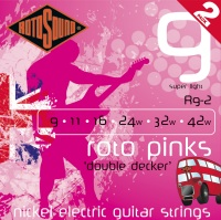 Rotosound Pinks - Double Decker