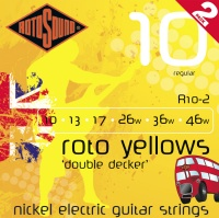 Rotosound Yellows Double Decker