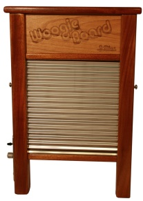 Woogie Board Electric Washboard