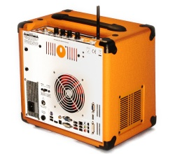 Orange OPC Back