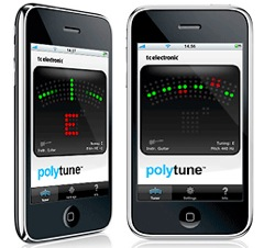 PolyTune iPhone App