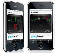 PolyTune iPhone App