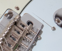 Breaking Strings Stratocaster