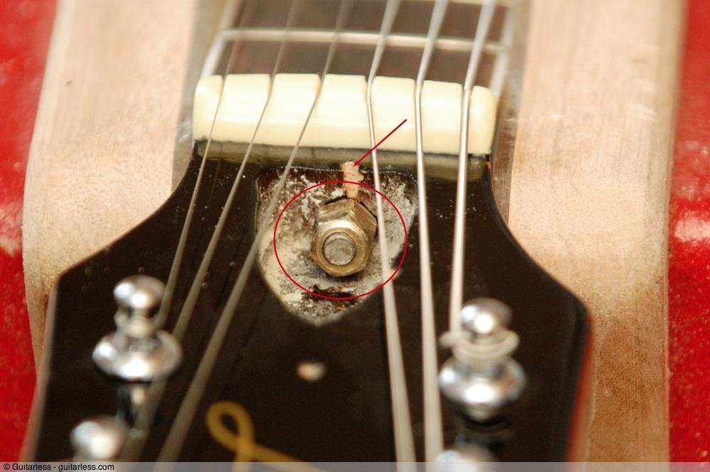 Identify a Fake Gibson Les Paul - Photo Comparison | Guitarless