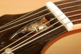 Gibson-style Truss Rod Adjustment