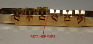 ABR Retainer Wire SML