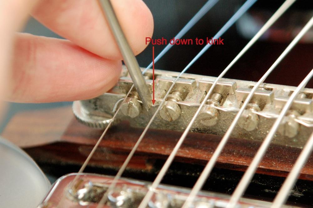 buzz kill resolve rattle from your gibson bridge guitarless rh guitarless com guitar wiring bridge ground Guitar Wiring Mods