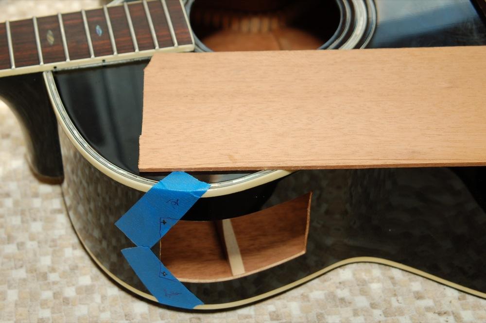 Wood Bending For Fun And Guitar Repair Guitarless