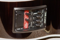 Repaired Acoustic Guitar Preamp