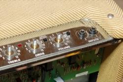 Fender Blues Deluxe Loud Volume Mod